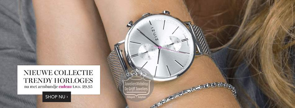 Zinzi Traveller Horloges