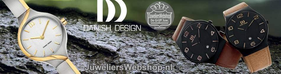 Danish Design horloges van bekende Deense Ontwerpers voor dames en heren.