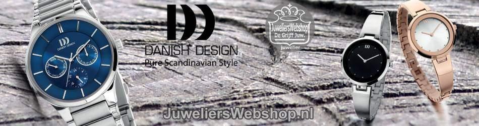 Danish Design horloges - Deense kwaliteits horloges voor Dames en Heren