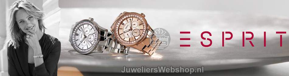 Esprit horloges - watches - Esprit horloges dames.