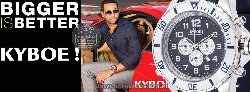 Kyboe Chrono Series Horloges