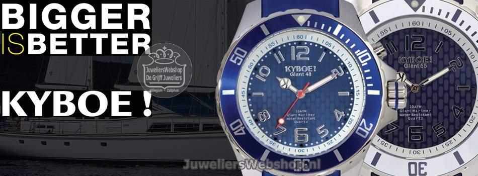 Kyboe Marine Series Horloges