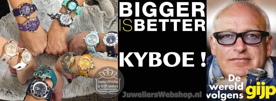 Kyboe horloges