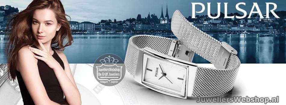 Pulsar design horloges voor dames