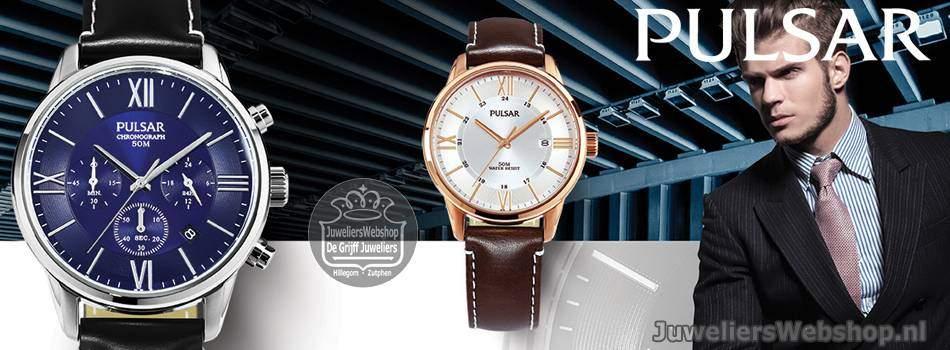PULSAR horloges mannen