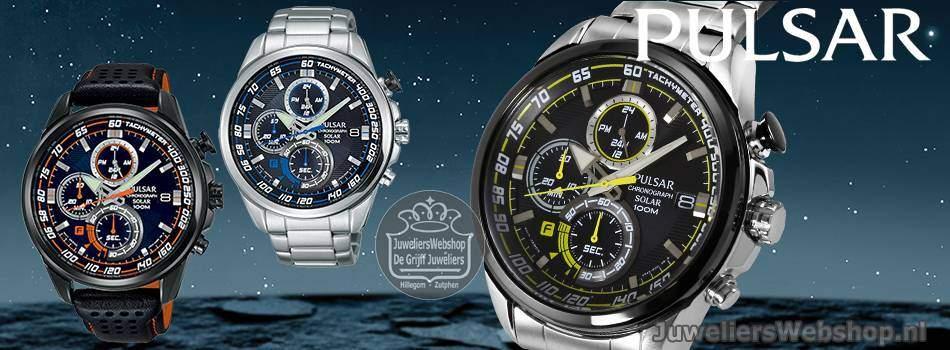 Pulsar rally horloges