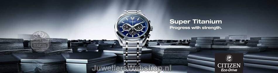 Citizen horloges Titanium - Citizen watches