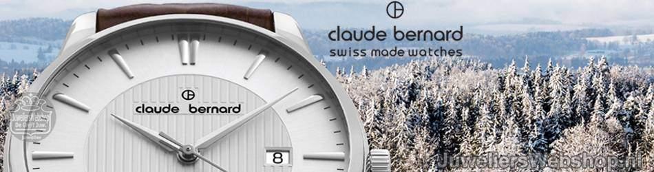 Claude Bernard horloges - Zwitserse precisie en topkwaliteit