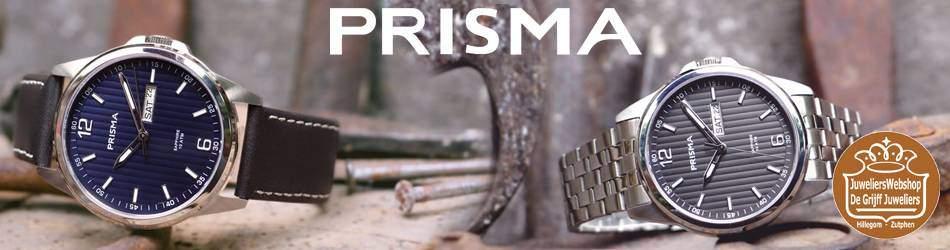 Prisma horloges heren