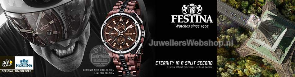 Festina horloges Tour de France - Watches Tour Chrono 2012