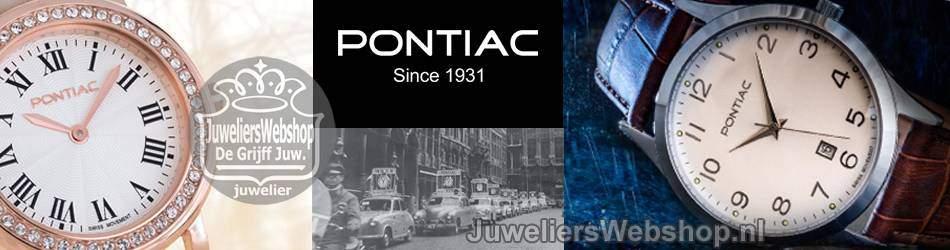 Pontiac horloge prijzen