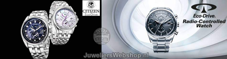 Citizen Radio Controlled horloges eco-drive