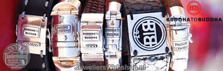 Buddha To Buddha Leren armbanden
