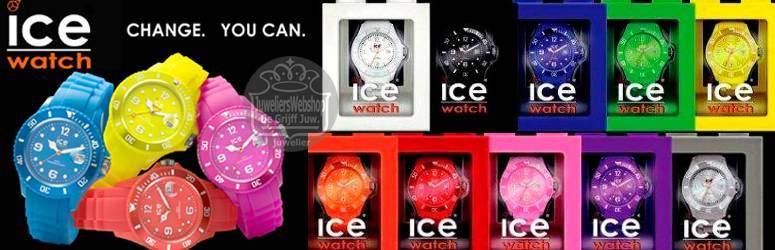 Ice-Watch AKTIE! Bestel je nieuwe Ice-Watch en ontvang GRATIS een Ice-Watch CAP!