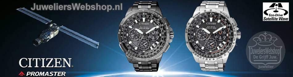 Citizen Promaster Navihawk Satellite Wave GPS