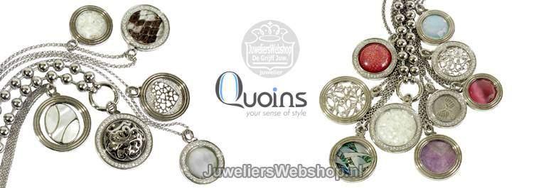 Quoins sieraden bestel je bij de Quoins Juwelier online JuweliersWebshop.nl