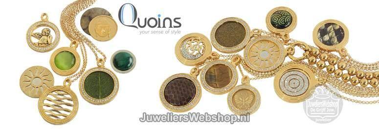 Quoins Munten voor trendy coins sieraden online bij JuweliersWebshop.nl