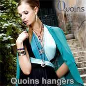 Quoins Hangers voor munten