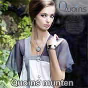 Quoins munten voor hangers