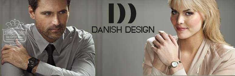 Danish Design horloges met gevoel voor stijl.