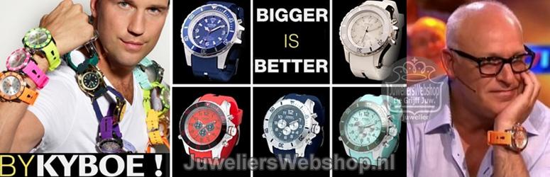 KYBOE - Kyboe horloges - watches