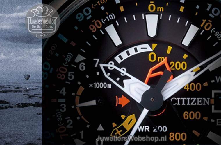 Altichron-Electronisch-Kompas