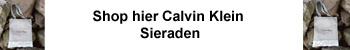 Calvin Klein Jewelry - CK sieraden voor dames van Calvin Klein.