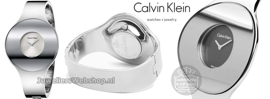 Calvin Klein Seamless watch