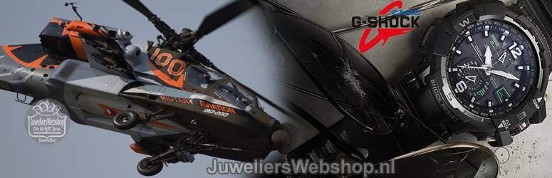 Casio-G-Shock horloges-GravityMaster