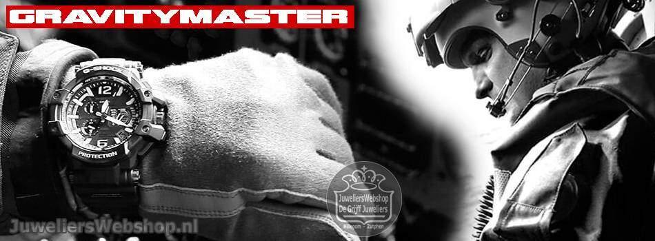 Casio Gravity Defier en Gravity Master
