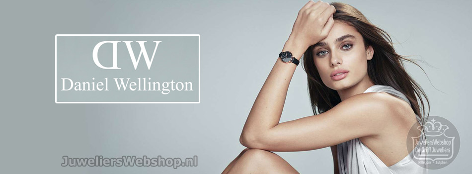 Daniel Wellington horloges voor dames