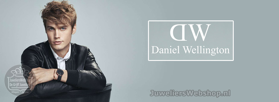 Daniel Wellington horloges voor heren