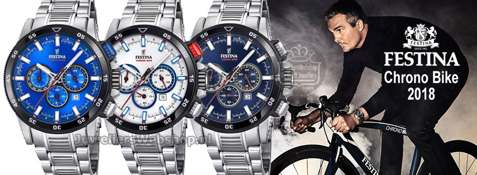 Festina chrono bike 2018 F20352