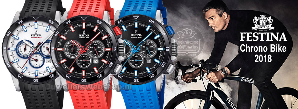 Festina chrono bike 2018 F20353
