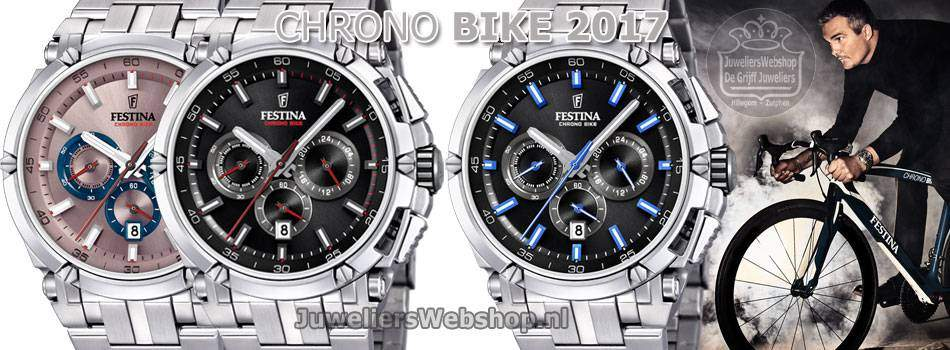 Festina Chrono Bike 2017