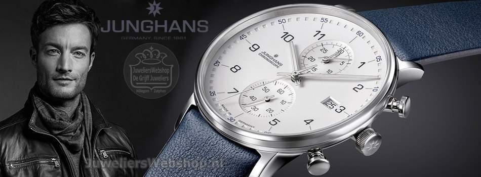 Junghans Form C chronograaf