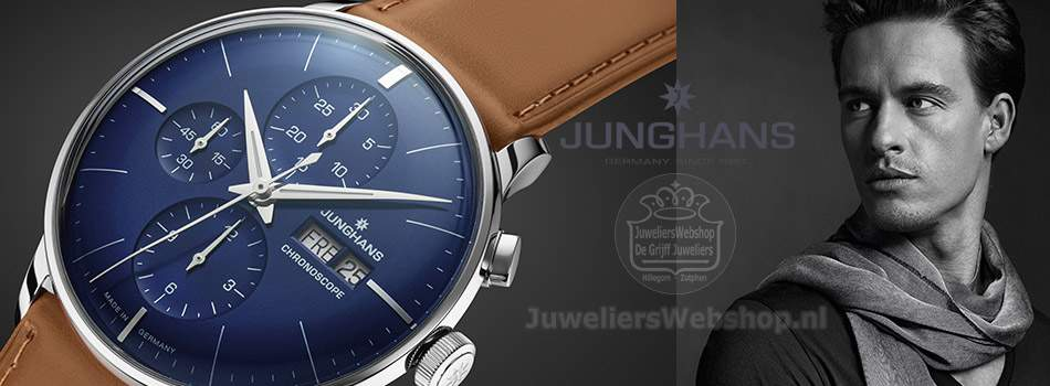 Junghans horloges watches