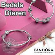 Pandora bedels Dieren - Pandora Charms