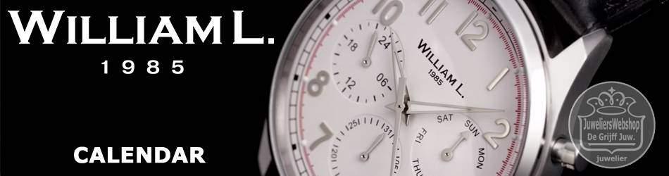 WilliamL 1985 horloges Calendar