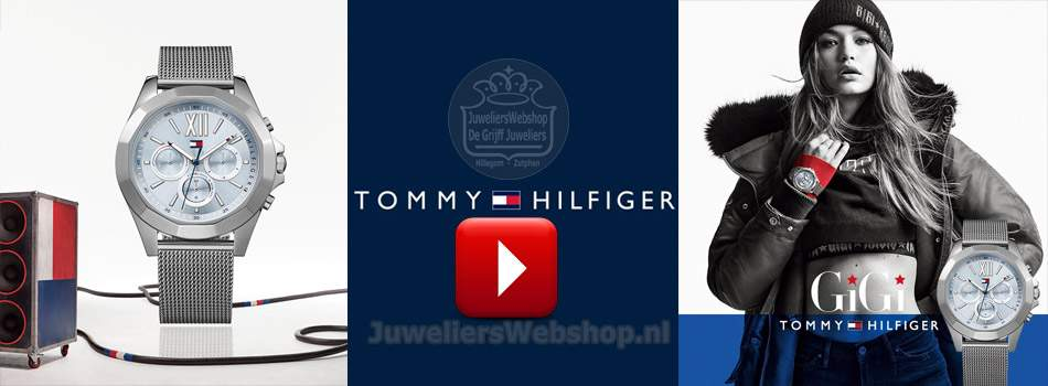 Tommy Hilfiger horloges dames op Youtube