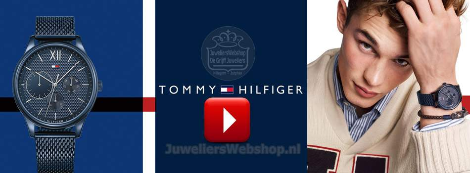 Tommy Hilgiger horloges heren - mannen op Youtube.