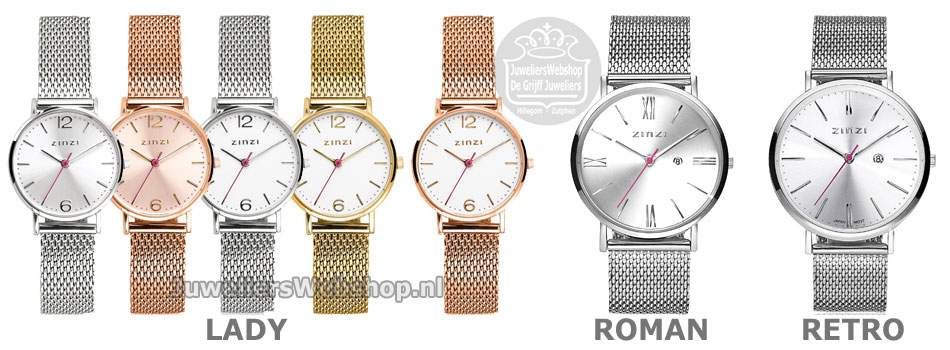 Zinzi Lady horloges