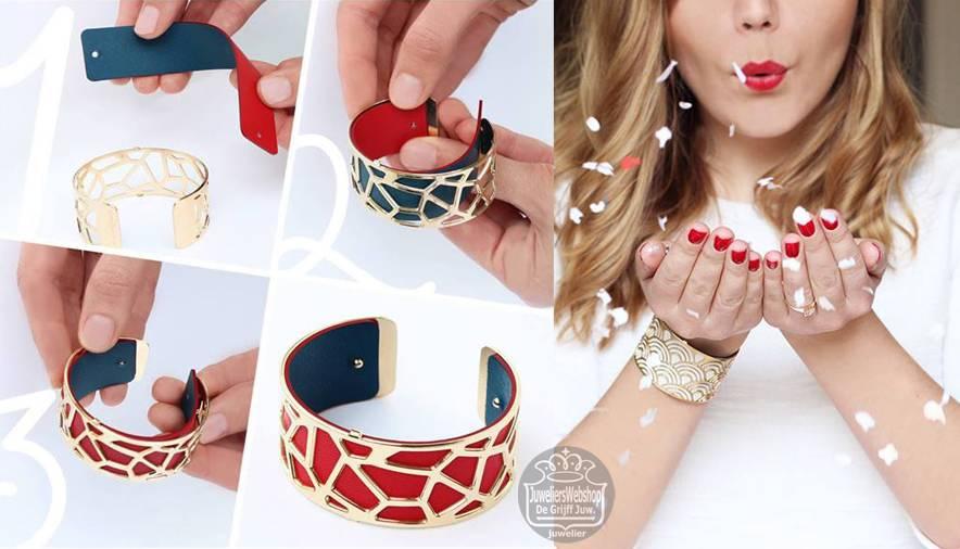 Les Georgettes Armbanden