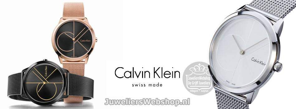 Calvin Klein CK Minimal horloges voor dames