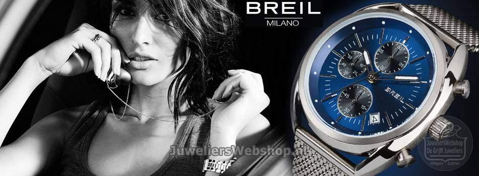 Breil horloges voor dames