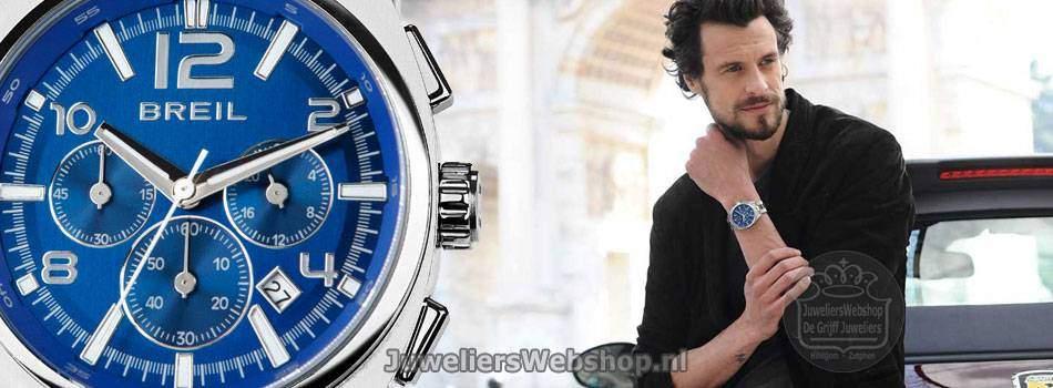Breil Master Gent horloges