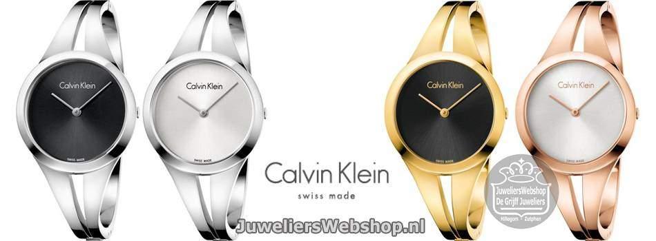 Calvin Klein CK Addict horloges serie