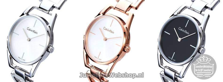 Calvin Klein Dainty horloges