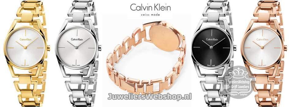 Calvin Klein CK Dainty dameshorloges