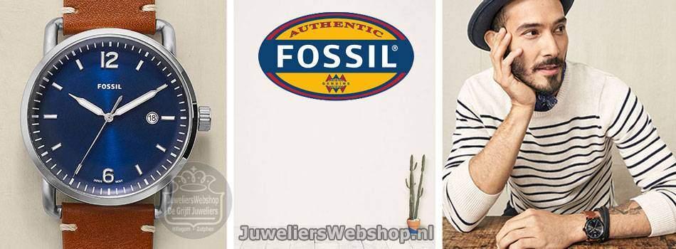 Fossil Horloges heren